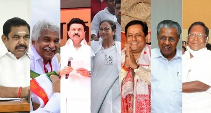 5 राज्यों बंगाल, असम, तमिलनाडु, केरल और पुड्डुचेरी में रविवार शाम चुनाव प्रचार थम गया, छह अप्रैल को होगा मतदान
