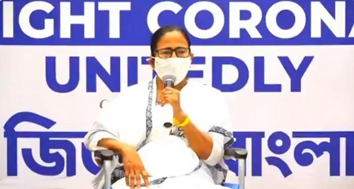 ममता का आरोप मोदी सरकार बंगाल से कर रही है सौतेला व्यवहार, भेज रही है बंगाल के कोटे की ऑक्सीजन यूपी