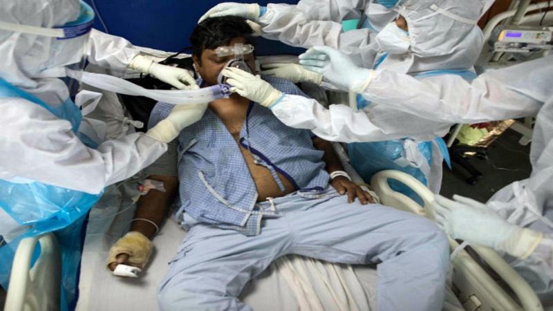 जुमलेबाज मंत्री का हैरतंगेज बयान, देश में आक्सीजन की कोई कमी नहीं, आक्सीजन की वजह से जा रही जानों से मचा कोहराम