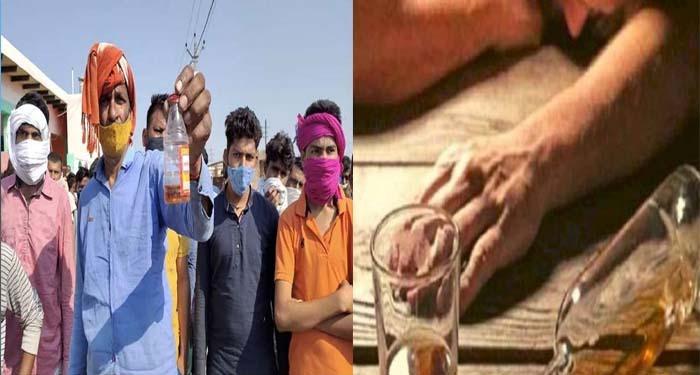 अलीगढ़ में अबतक हो चुकी है 30 लोगों की मौत जहरीली शराब के मामले में