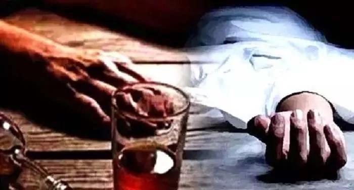 अलीगढ़ में 8 लोगों की विषाक्त मदिरा पीने से हुई मौत