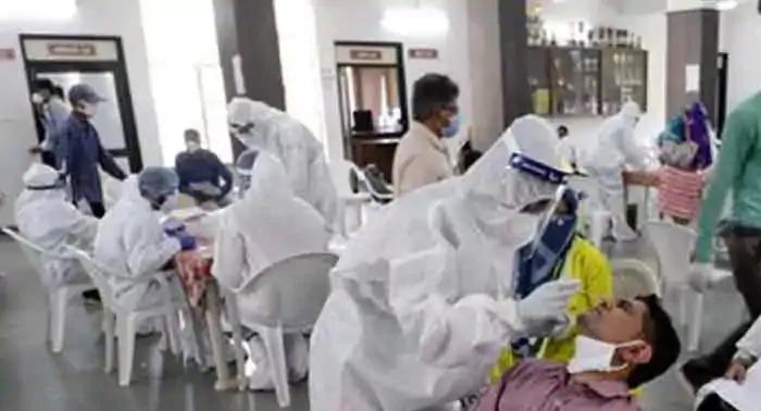 भारत में अब तक कोरोना संक्रमण से साढ़े तीन लाख से ज़्यादा लोगों की गयी जान