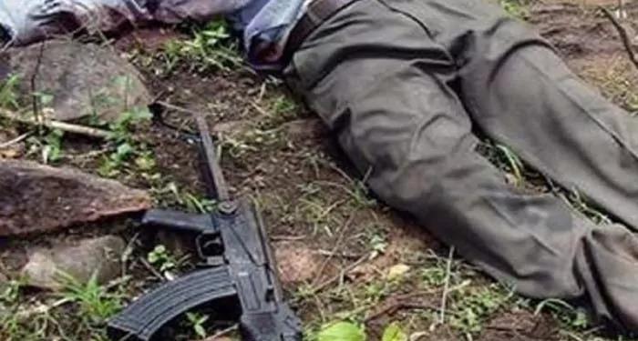 महाराष्ट्र के गढ़चिरोली में पुलिस और नक्सलियों में मुठभेड़, 13 नक्सली मारे गए
