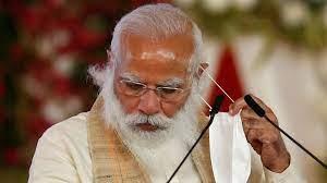 भाजपा का जनाधार हिला भीतर से उठने लगे विरोध के स्वर, मोदी की संवेदनहीनता को कोरोना के मामले में नहीं करेंगे माफ़ !