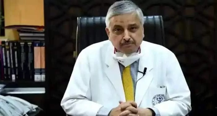 डॉ गुलेरिया ने कहा एक ही फंगस को अलग-अलग रंगों के नाम से पहचान देना है ग़लत