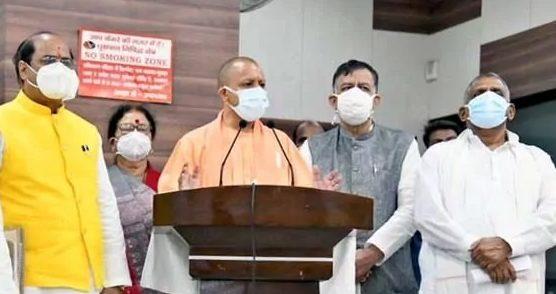 CM योगी का ऐलान, अब लगेगा कोरोना दवाओं की कालाबाजारी करने वालों पर रासुका