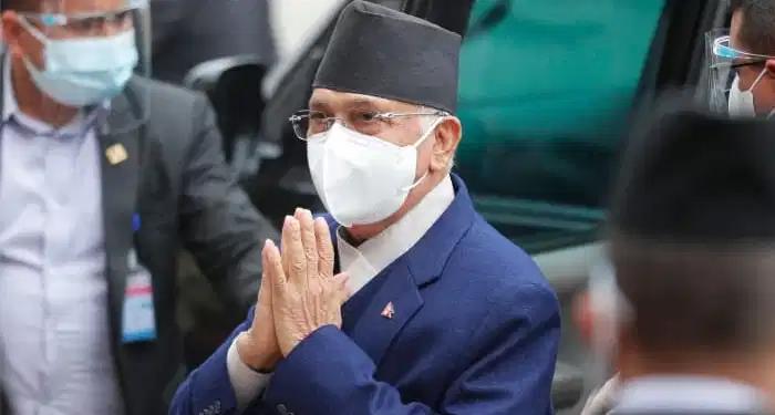 नेपाल के प्रधानमंत्री पद पर केपी ओली फिर से नियुक्त, बहुमत साबित करने में विपक्ष रहा नाकाम