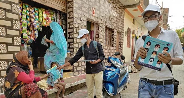 कोरोना महामारी से दिन-ब-दिन गांव में लगातार बढ रहा है कोरोना का स्टेटस