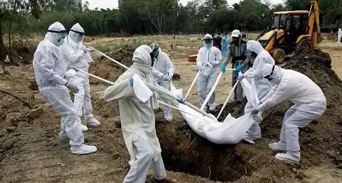 कोरोना मौतों के आंकड़े नहीं आ रहे काबू में, सरकार के लिए बना चिंता सबब