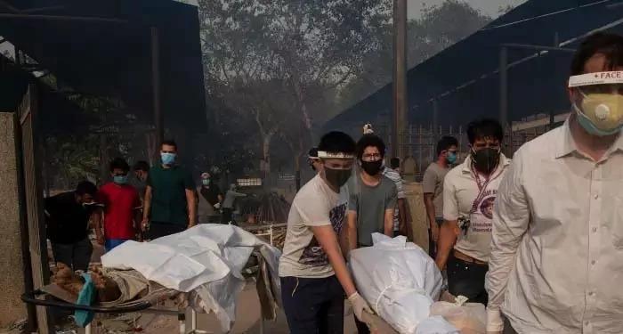 दिल्ली में भी नए मामलों के आकड़ों में राहत, वहीं मौतें अभी भी बनीं आफत