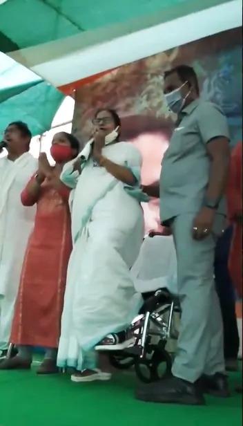 ममता ने बंगाल में भाजपा को दिखाया खेला, नफ़रत की सियासत को बंगाल ने ठुकराया