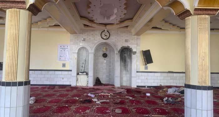 काबुल में मस्जिद के भीतर नमाज के दौरान विस्फोट, 12 लोगों की हुई मौत