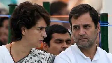 राहुल-प्रियंका ने कहा गायब रहकर कोरोना के खिलाफ लड़ाई नही, सामने आकर तैयारी के साथ जीती जा सकती है