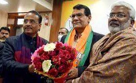अरविन्द शर्मा बने यूपी विधानसभा चुनाव से पहले भाजपा प्रदेश उपाध्यक्ष