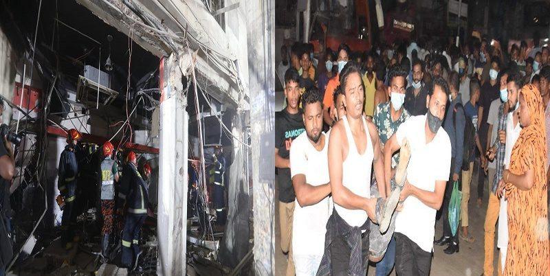 बांग्लादेश की राजधानी ढाका दहल उठी धमाके से, 7 के हताहत होने की खबर दर्जनों घायल