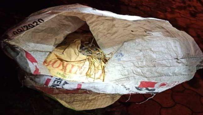 51 क्रूड बम मिले कोलकाता में भाजपा कार्यालय के पास