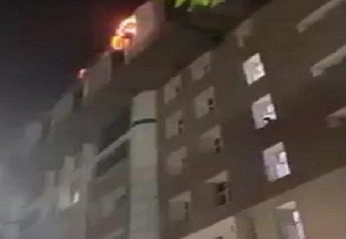 दिल्ली के AIIMS में नवीं मंजिल पर आग लगने से मची अफरातफरी, मौके पर मौजूद हैं दमकल की गाड़ियां