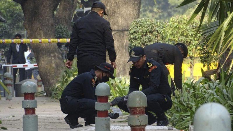 दिल्ली पुलिस ने करगिल के 4 छात्रों को इस्राईली दूतावास ब्लास्ट मामले में किया गिरफ़्तार