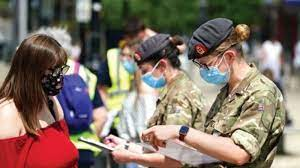 ब्रिटेन में 11 दिन में दोगुनी हो रही है मरीज़ों की तादाद, डेल्टा वैरिएंट का क़हर जारी..!