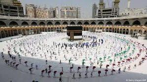 हज की इजाज़त मिलेगी सिर्फ सऊदी अरब में रहने वाले 60000 लोगों को ही
