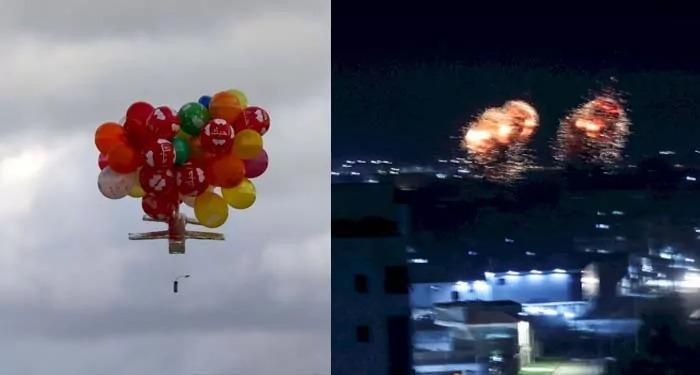 बेनेट ने इज़राइल का पीएम बनते ही ग़ज़ा पर बरसाने शुरु कर दिये बम...!