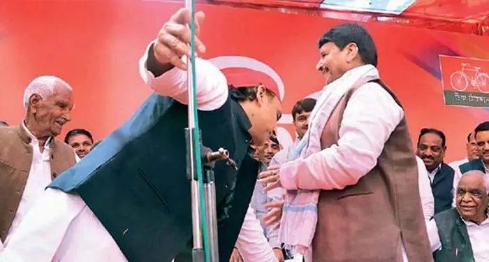 अखिलेश और शिवपाल में सुलह के संकेत: प्रस्पा से चुनावी गठबंधन की बनेंगी बात