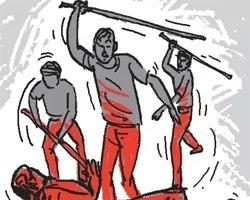 राजस्थान में सामने आया मॉब लिंचिंग का मामला: गौ तस्करी के शक में एक शख्स को भीड़ ने पीट-पीटकर मार डाला, दूसरे की हालत नाजुक