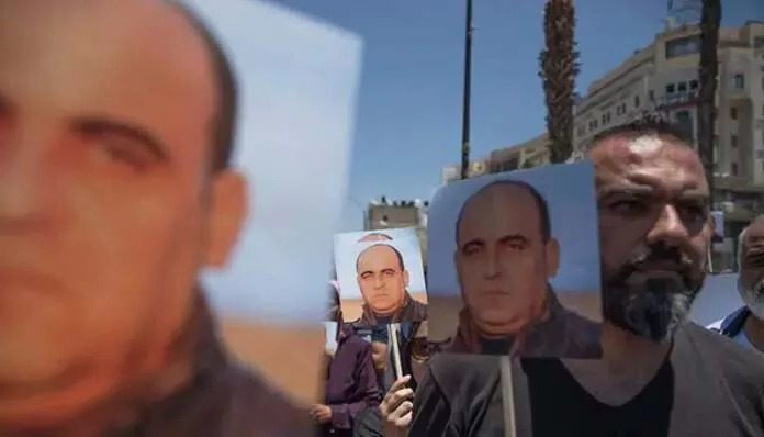 नज़ार बनात फ़िलिस्तीनी राजनैतिक कार्यकर्ता की हुई हत्या