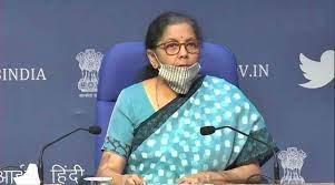 1.1 करोड़ रुपये की लोन गारंटी स्कीम का किया एलान,100 करोड़ रुपये तक का स्वास्थ्य क्षेत्र के लिए कर्ज