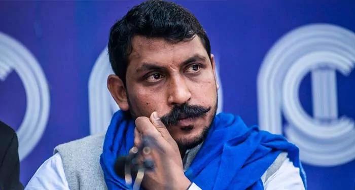 यूपी में सियासी खेल शुरु : कांग्रेस-बसपा को ठुकरा रावण ने सपा-रालोद को चुना
