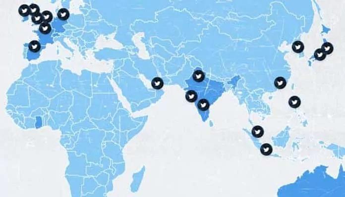 Twitter का सामने आया नया पंगा - अलग देश के रूप में दिखाया जम्मू-कश्मीर और लद्दाख को