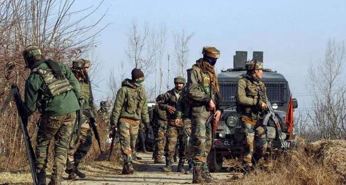 जम्मू-कश्मीर के सोपोर में आंतकी हमला, पुलिस-CRPF टीम के दो पुलिस कर्मी शहीद, एक सिविलियन की मौत
