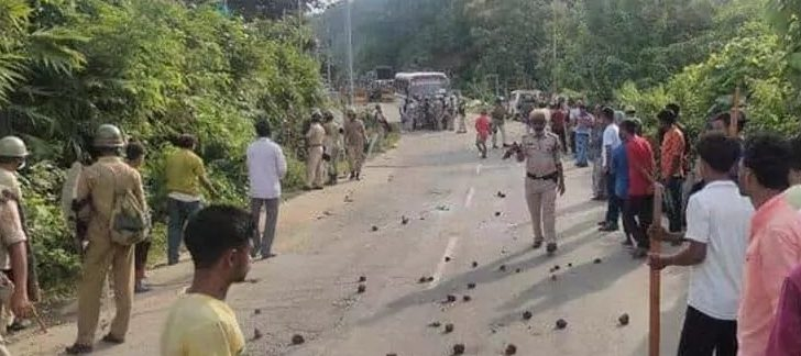 असम-मिजोरम सीमा संघर्ष के चलते अब होगी अर्धसैनिक बलों की विवादित स्थल पर तैनाती