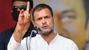 केंद्र पर राहुल गांधी ने संसद का समय बर्बाद करने का लगाया आरोप