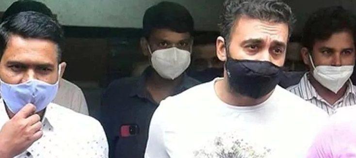 राज कुंद्रा को 14 दिनों की पोर्नोग्राफी मामले में जेल कस्टडी