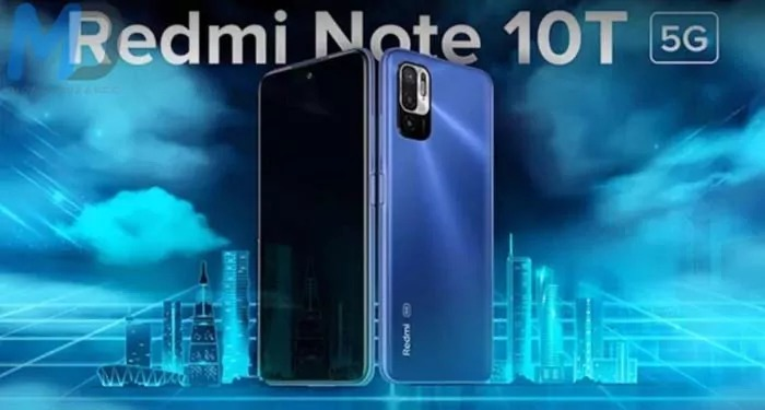 Redmi Note 10T 5G 20 जुलाई को भारत में होगा लॉन्च