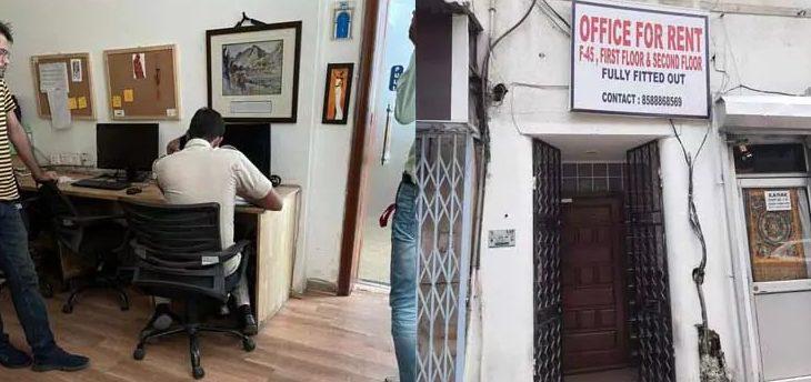 'द वायर' के दफ्तर पहुंची रूटीन चेकिंग के बहाने दिल्ली पुलिस