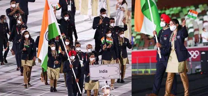 बिना दर्शक टोक्यो ओलंपिक का हुआ रंगारंग आगाज़, बिन दर्शक ओपनिंग सेरेमनी का भी बना इतिहास