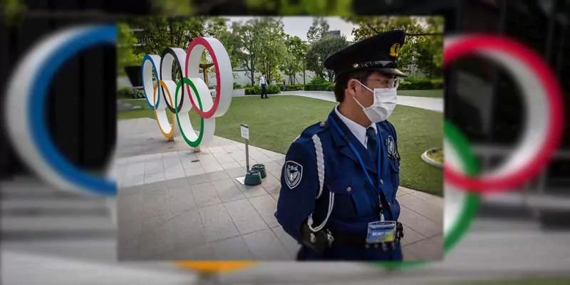 कोरोना का साया टोक्यो ओलंपिक पर मड़राया, दो एथलीट संक्रमित, पांच दिन शेष