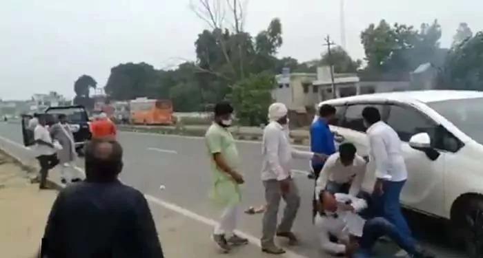 यूपी ब्लॉक प्रमुख के चुनाव में हुई नामांकन के दौरान हिंसक घटनाएं, आमने सामने भाजपा-सपा कार्यकर्ता