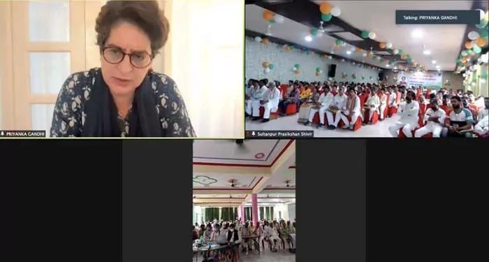 प्रियंका गांधी का मानना: चुनाव में संगठन की राय होगी सबसे महत्वपूर्ण