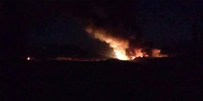 इस्राईल के सीरिया पर हवाई हमले जारी, 4 आम नागरिकों की हुई मौत