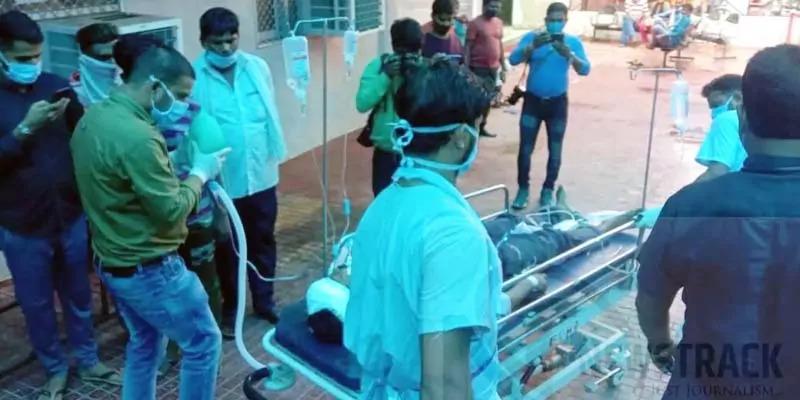 निजी सचिव ने सचिवालय में  रिवाल्वर से खुद को उड़ा कर की आत्महत्या