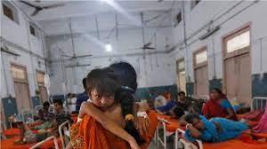 फ़िरोज़ाबाद में हालात बेकाबू, तेज़ बुखार से बच्चों की मौत का सिलसिला जारी !