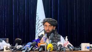जबीहुल्लाह मुजाहिद: अभी अफगानिस्तान में चुनाव नहीं, काम करेगी कार्यवाहक सरकार
