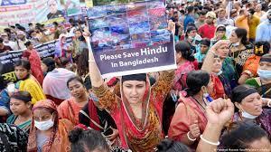 बांग्लादेश में अल्पसंख्यक हिंदुओं के समर्थन में सत्तारूढ़ पार्टी ने निकली विशाल रैली