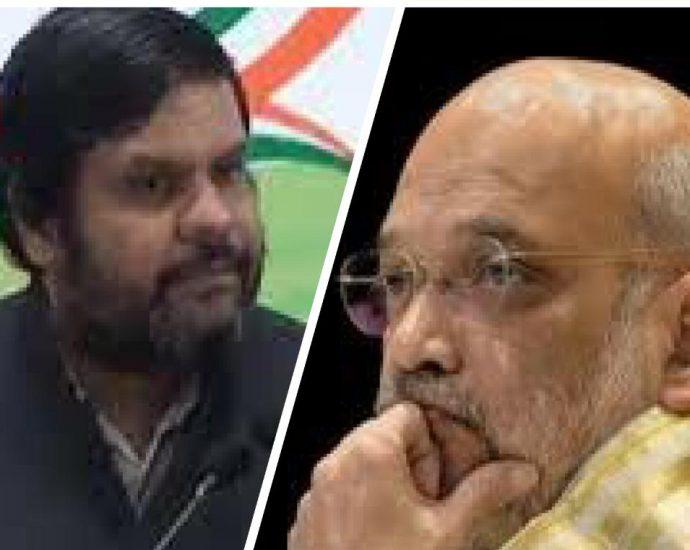 गृह मंत्री चुप क्यों हैं ? कश्मीर में टारगेट किलिंग पर : कांग्रेस पार्टी