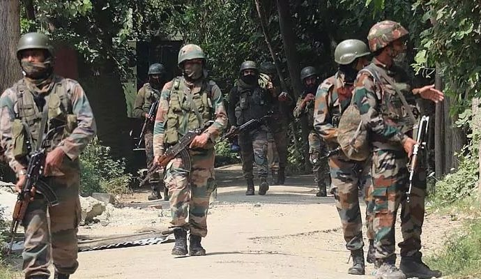 शोपियां में दो आतंकियों को सुरक्षा बलों ने किया ढेर